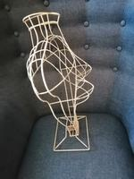 2 French Wire Mannequins (12 of 12)