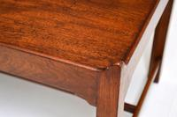 Antique Solid Mahogany Coffee Table (5 of 9)