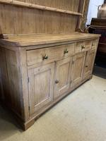 Large Country House Kitchen Dresser (4 of 7)