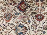 Vintage Anatolian Kayseri Silk Rug 2.22m x 1.51m (12 of 17)
