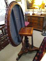 Victorian Rosewood Snap Top Table (4 of 9)