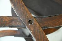 Arts & Crafts Single Oak Chair (9 of 11)