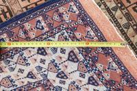 Vintage / Retro Wool Rug ~ 6' x 4' (7 of 7)