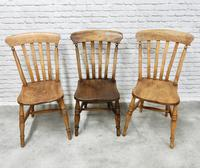 Mixed Set of 6 Windsor Kitchen Chairs (3 of 7)