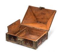 Early 19th Century Domed Top Eastern Spice Box (4 of 6)