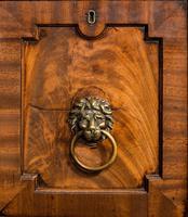 Regency Period Bow & Breakfront Mahogany Sideboard (7 of 8)