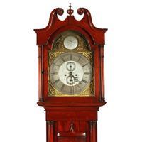 Victorian Mahogany Grandfather Clock (2 of 8)
