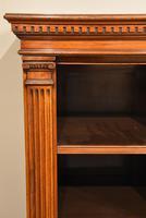 19th Century Triple Section Mahogany Bookcase (3 of 8)