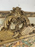 Early 19th Century Giltwood & Silk Screen (3 of 10)
