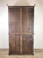 Victorian Mahogany Secretaire Bookcase (10 of 12)
