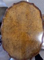 Burr Walnut Nest of Tables (4 of 7)