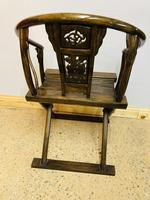 Oriental Folding Armchairs (19 of 19)