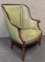 Carved Walnut French Armchair (2 of 11)