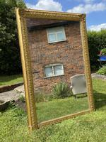 Early 19th Century Large Gilt Mirror (3 of 10)