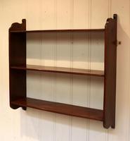 Mahogany Wall Shelves (7 of 10)