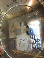 Small George II Period Antique Cottage Longcase Clock (5 of 8)
