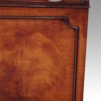 George VI Mahogany Library Bookcase (8 of 13)