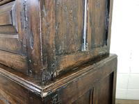 Large 18th Century Welsh Oak Hanging Cupboard (9 of 16)