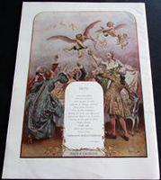 1910 Figaro Illustre Original French Journal. Unusual Poster Size Prints
