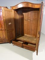 Quite Exceptional Pair of Mid 19th Century North European Wardrobes (6 of 7)