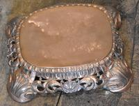 Fine Pierced Copper Repousse Stand (6 of 8)