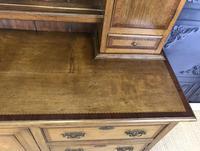 Georgian Style Oak Dresser c.1900 (7 of 15)