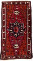 Antique Zabul Baluch Rug