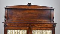 Victorian Rosewood Chiffonier (5 of 9)