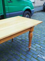 Satin Birch Dining Table from Honourable Company of Edinburgh Golfers (5 of 5)