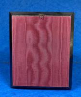 1920s Signed Ebonised Painted Miniature Frame (8 of 10)