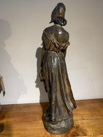 19th Century Large Terracotta Sculpture By Frederic Goldscheider (3 of 6)