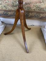 19th Century Lamp Table on Tripod Base (3 of 5)