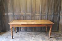 Early 19th Century Extending Farmhouse Table (2 of 8)
