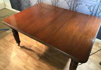 Victorian Mahogany Extending Ten Seat Dining Table with Three Leaves (2 of 8)
