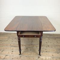 19th Century Mahogany Pembroke Table (5 of 9)