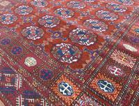 Good Tekke Turkman Carpet c.1930 (5 of 8)