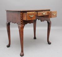 Decorative 18th Century Oak Lowboy (3 of 9)
