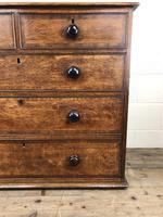 19th Century Antique Oak Chest of Drawers (3 of 13)