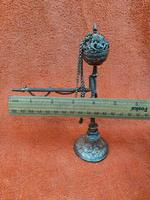 Antique Middle Eastern Hookah Silver 19th Century (12 of 12)