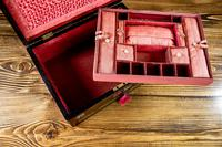 MOP Rosewood and Sewing/Jewellery Box 1840 (7 of 11)