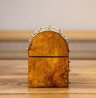 Burr Walnut Perfume Box 1870 (5 of 13)
