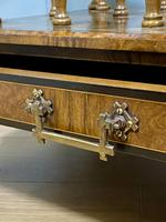 Victorian Inlaid Walnut Canterbury What Not (11 of 11)