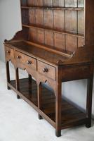 Antique Oak & Pine Kitchen Dresser (6 of 12)