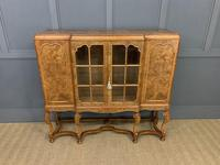 Burr Walnut Side Cabinet (5 of 18)
