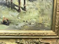'Napoleon at Waterloo' by Guido Sigriste c.1890 (3 of 4)