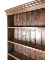 Antique Early 20th Century Oak Pot Board Dresser (13 of 14)