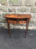Quality Mahogany Hall Console Table (6 of 7)