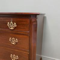 Quality Georgian Mahogany Antique Chest of Drawers (2 of 7)