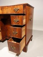 Most Attractive George III Period Kneehole Desk (5 of 6)