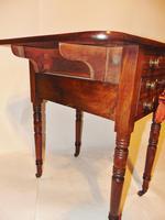 Georgian Mahogany Pembroke work Table (3 of 8)